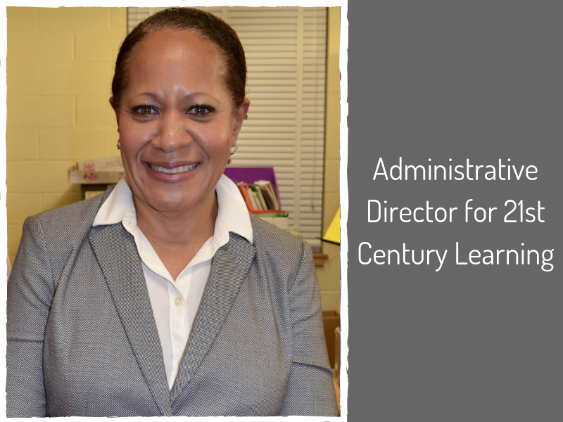 District Appoints New Administrative Director Photo